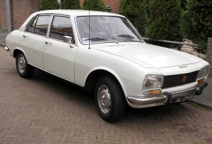 Auto godine 1969. - Peugeot 504