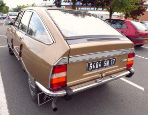 Auto godine 1971. - Citroen GS