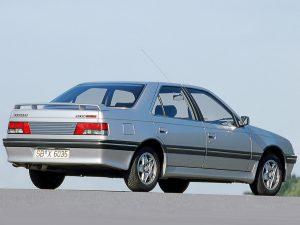 Auto godine 1988. - Peugeot 405