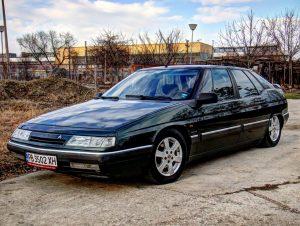 Auto godine 1990. - Citroen XM