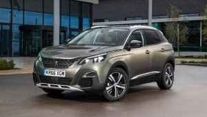 Auto godine 2017. - Peugeot 3008