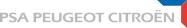 PSA Peugeot Citroen stari logo