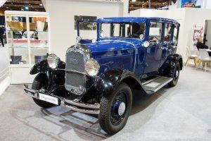 Citroen C6 - 1930
