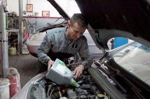 Servis vozila Peugeot-Citroen ulje - Mobil 1
